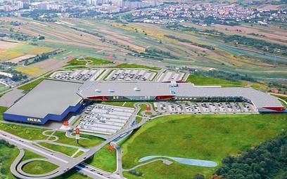 Lubelska Ikea będzie pierwszym centrum tej firmy we wschodniej Polsce.