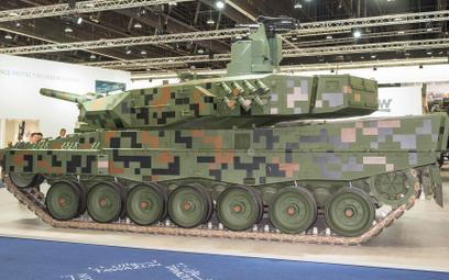 Licencyjna produkcja luf L44 do leopardów 2 daje HSW nowe możliwości biznesowe