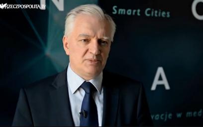 VII Kongres Innowacyjnej Gospodarki - Jarosław Gowin