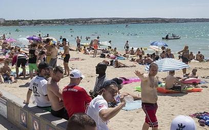 Mniej gości na Majorce