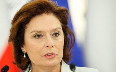 Małgorzata Kidawa-Błońska o poparciu przez PiS kandydatury Donalda Tuska