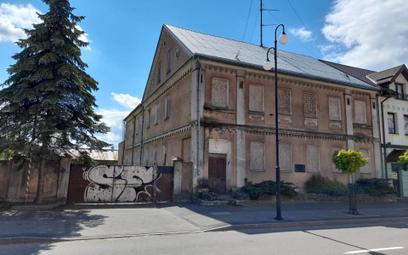 Budynek tzw. Domu Turka w Augustowie