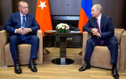 """Putin i Erdogan przyniosą Syrii """"nową nadzieję""""?"""