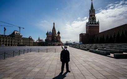 Rosja: przemysł pokonał wirusa, w pierwszym kwartale