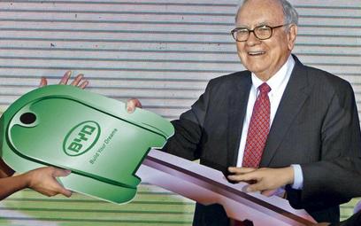 Warren Buffett cieszy się największym uznaniem wśród inwestorów na całym świecie. Zyskał nawet przyd