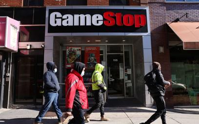 GameStop niespodziewanie błysnął. Ale to już kres gier ze sklepów