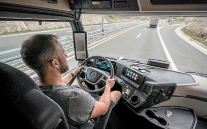 Nieudane drugie podejście do regulacji wynagrodzeń kierowców