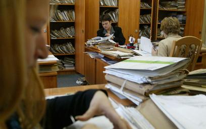 Sąd, komornik czy organy administracji zapewnią bezpieczeństwo dokumentów - projekt Ministerstwa Sprawiedliwości