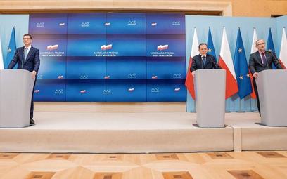 Premier Mateusz Morawiecki ogłosił, że o wprowadzenie stanu wyjątkowego w pasie przygranicznym wnios