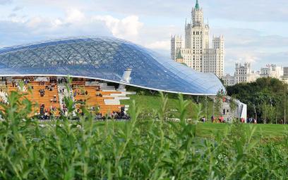 Moskwa: Zniszczony park za 241 mln dolarów