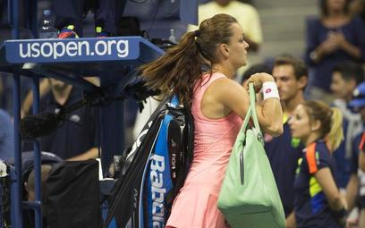 US Open: Ćwierćfinał znów nie dla Radwańskiej