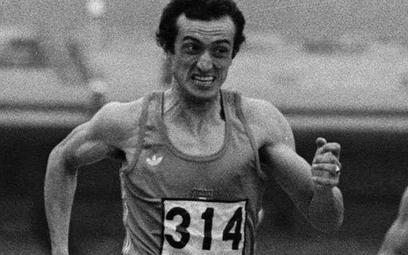 Pietro Mennea. Mięśnie z jedwabiu