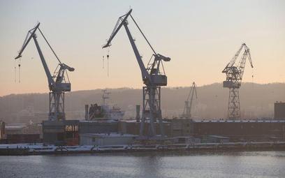 Nowe inwestycje na miejscu po stoczni Gdynia
