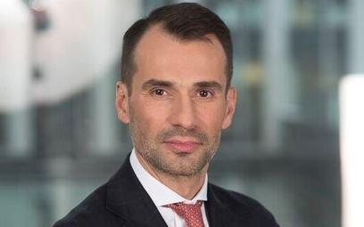 Maksymilian Świniarski, nowy prezes Biomedu