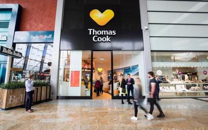 Thomas Cook z ponad miliardową stratą