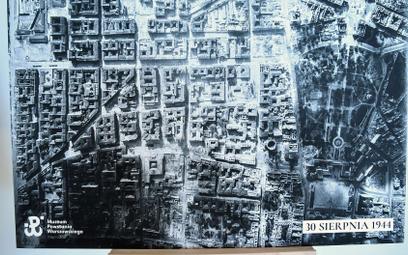 Baza niepublikowanych wojennych zdjęć lotniczych udostępniona
