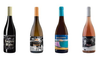 Winnica Silesian Dolnosielskie 50 zł Winnica Silesian Seyval Blanc 2018 75 zł Winnica Silesian Solar