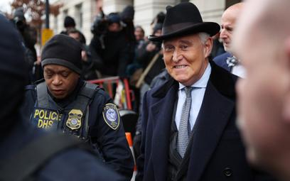 Wieloletni doradca Trumpa skazany na 40 miesięcy więzienia