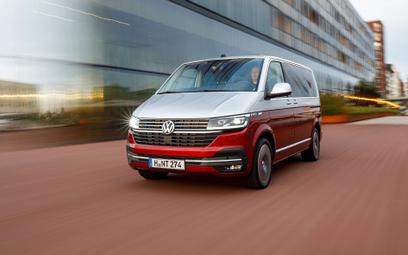 Volkswagen T6.1: Dopasowanie do trendów