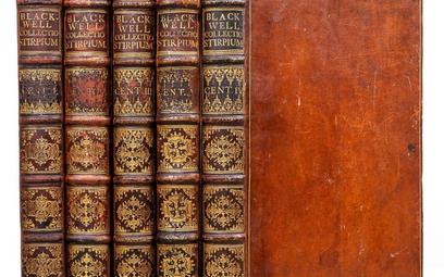 Osiemnastowieczny zielnik przebojem aukcji bibliofilskiej