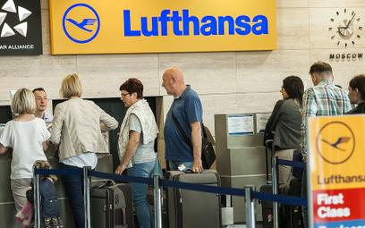 Lufthansa na oku urzędu antymonopolowego