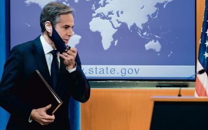 Nowy sekretarz stanu USA Antony Blinken wydaje się kierować przekonaniem, że zrozumienie motywacji s