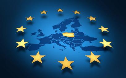 Mit o pierwszym miejscu Polski w UE