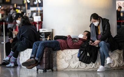 LOT nie poleci do Chin do końca lutego