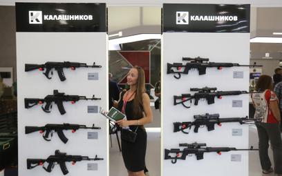 Koncern Kałasznikowa rusza w świat. W połowie roku pracę rozpocznie fabryka automatów w Indiach. Do