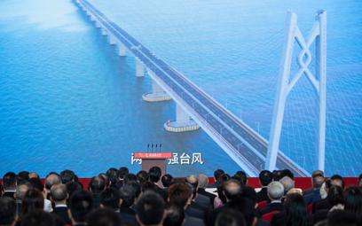 Prezydent Chin otworzył najdłuższy na świecie most morski