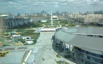 Kazachstan stawia na rozwój sektora małych i średnich przedsiębiorstw