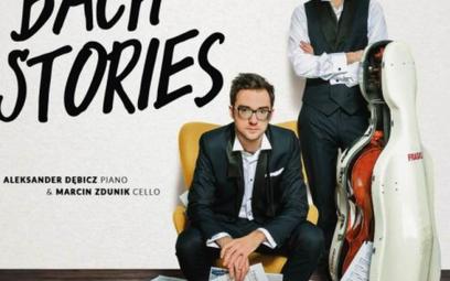 "Aleksander Dębicz, Marcin Zdunik ""Bach Stories"""