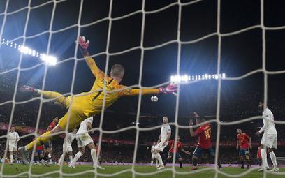 Liga Narodów: Anglia wygrywa w Hiszpanii