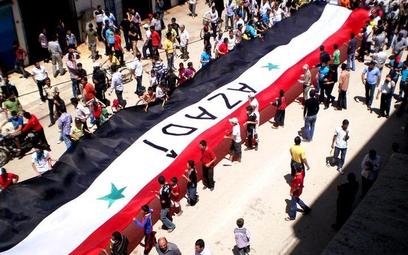 Prodemokratyczna demonstracja