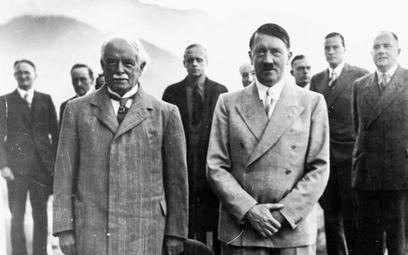 David Lloyd George, były premier Wielkiej Brytanii, uważał Niemcy pod rządami Adolfa Hitlera za wzor