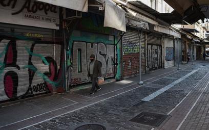 Koronawirus w Grecji: Rząd przejmuje dwa prywatne szpitale