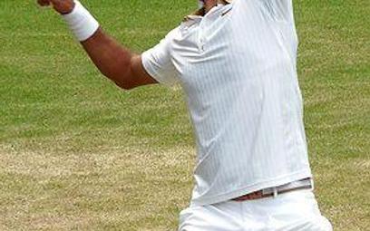 Roger Federer (fot.Squeaky Knees)