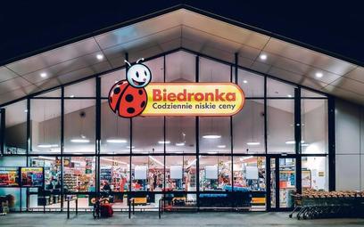 W Polsce Biedronka ma już ponad 3 tysiące sklepów