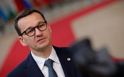 Morawiecki: Polska nie będzie płacić za niemieckie zbrodnie