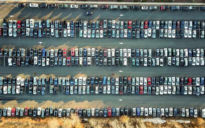 Polacy mają więcej samochodów niż Niemcy