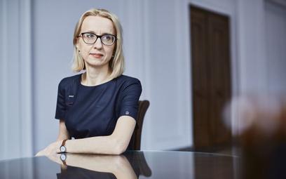 Czerwińska odchodzi z rządu i przenosi się do NBP