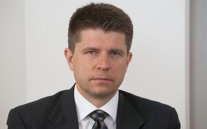 Ryszard Petru w DI Investors