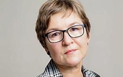 Krystyna Krawczyk, dyrektor wydziału klienta rynku ubezpieczeniowo-emerytalnego w biurze rzecznika f