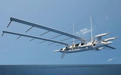 Latający jacht to wizja nowego środka transportu dla bogatych