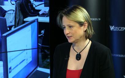 #RZECZoBIZNESIE: Katarzyna Śledziewska: Firmy nie wykazują innowacji w bilansach