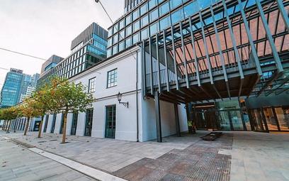 Kompleks Fabryka Norblina na warszawskiej Woli oferuje m.in. powierzchnie biurowe