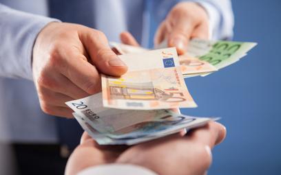 Podzielona płatność możliwa przyfakturze w euro