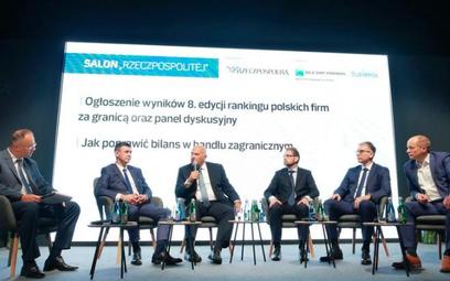 Uczestnicy debaty zgodzili się, żePolska musi postawić na eksport złożonych, finalnych produktów ni