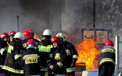 Niezdolności strażaka do służby nie trzeba konsultować ze związkami