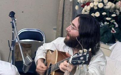 John Lennon. Fot. Roy Kerwood